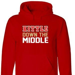 George Kittle 49ers YOUTH MEDIUM HOOD